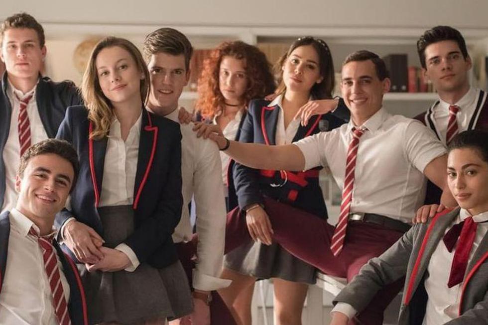 """Se confirmó la cuarta temporada de """"Élite"""" con impactante video. (Foto: Netflix)"""