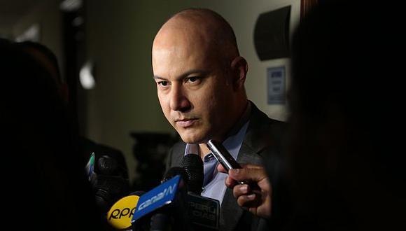 Tejada considera excesiva contratación de 17 asesores en comisión López Meneses. (Martín Pauca)