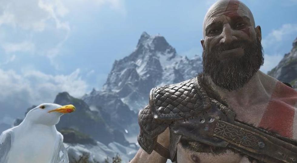 'God of War': Mira a 'Kratos' sonreír con el sorprendente modo fotografía del título. (PlayStation/YouTube)