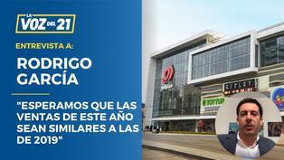 """Mallplaza en Perú: """"Esperamos que las ventas de este año sean similares a las de 2019"""""""
