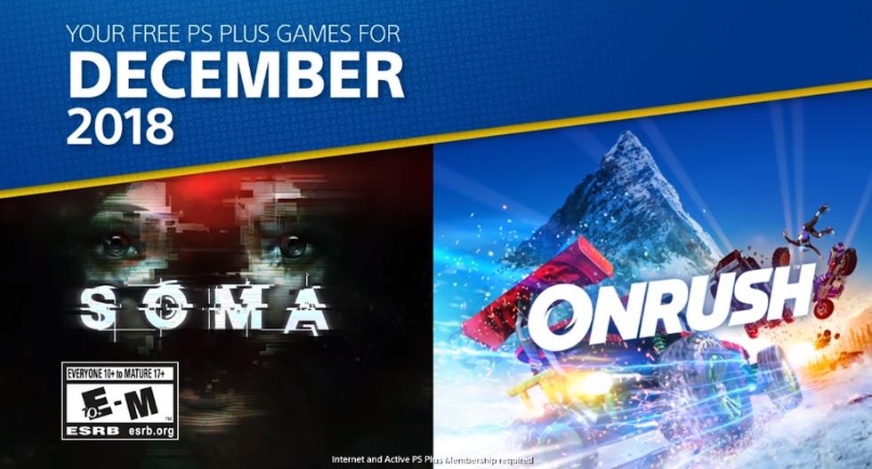 Diciembre es la fecha escogida por PlayStation para regalar algunos juegos a sus más ferviente fanáticos. (Foto: PlayStation)