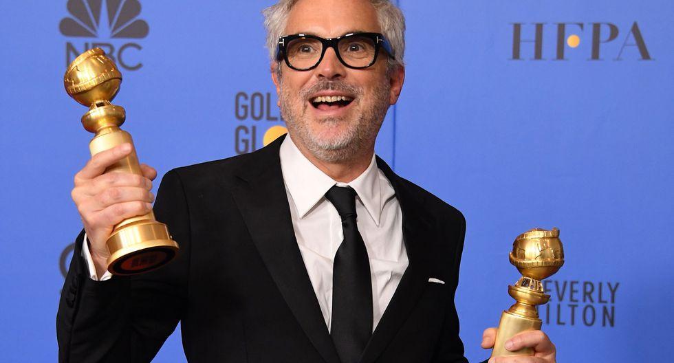 Alfonso Cuarón busca superar su marca de los Golden Globe, en donde obtuvo premios a mejor dirección y película extranjera. (Foto: AFP)