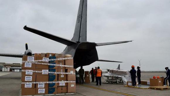 Amazonas: el transporte de los productos se concretará mediante el uso de vuelos en helicóptero, debido a la lejanía y difícil geografía.