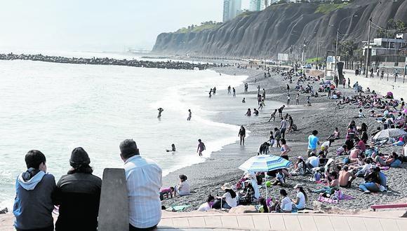 El desborde de público podría convertir a las playas en un nuevo foco de transmisión del temido coronavirus.