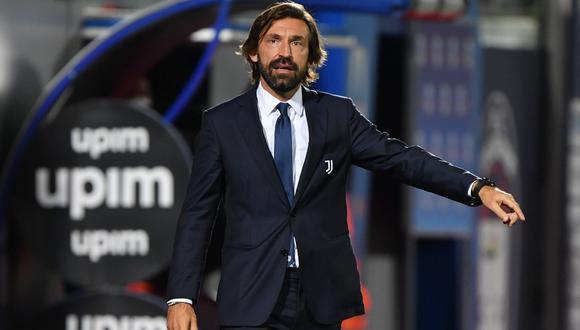 Andrea Pirlo logró la Supercopa y Copa de Italia en esta temporada con la Juventus. (Foto: EFE)