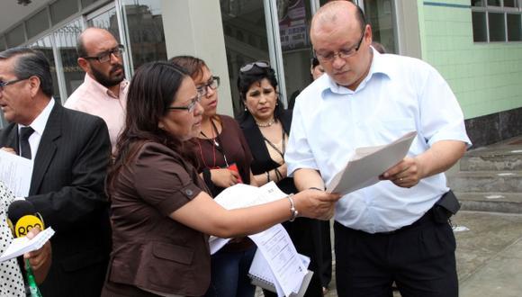 Detectan infracciones en el proceso de matrícula escolar. (Andina)