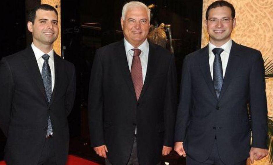 Hijos del expresidente de Panamá Ricardo Martinelli habrían recibido coimas por $6 millones de Odebrecht. (elsiglo.com)