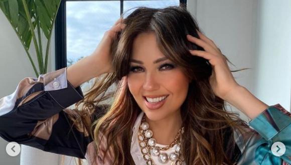 La cantante tuvo en su vida varios amores, antes de contraer matrimonio el año 2000. (Foto: Thalía / Instagram)