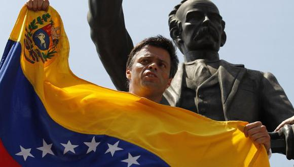 Venezuela: Leopoldo López escribe carta desde la prisión. (Reuters)