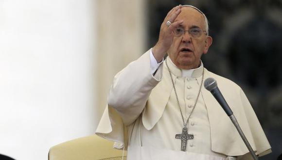 Papa Francisco lamentó asesinato de 43 estudiantes mexicanos. (AP)