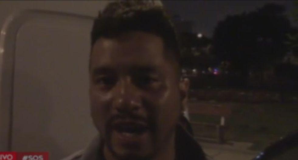 Lince: Cantante vendedor de droga entona canciones para evitar ser capturado (AméricaNoticias)
