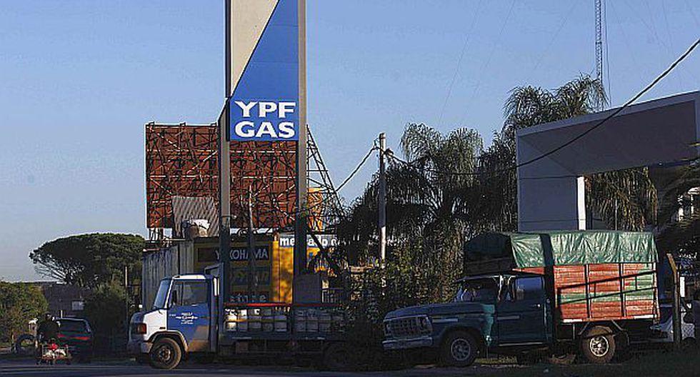 La demanda fue confirmada por un portavoz de Repsol. (Reuters)