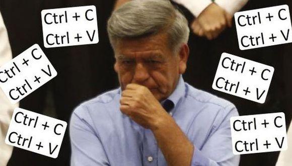 El excandidato presidencial era investigado por plagio de su tesis doctoral.