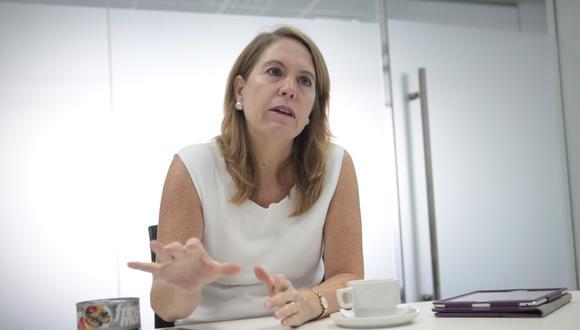"""Elena Conterno, presidenta de IPAE: """"Los empleos sostenibles los crean las empresas"""""""