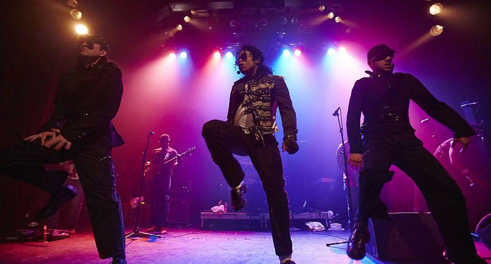 Beat it, Thriller y Rock with you son temas infaltables en sus shows. (Difusión)