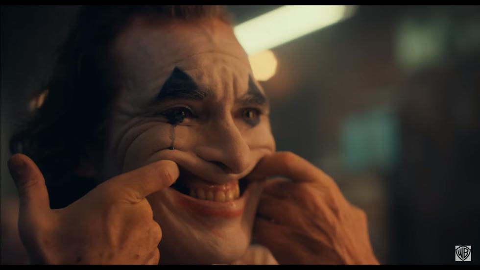 """""""Joker"""": Warner Bros. Pictures lanza el teaser tráiler (Foto: Captura de pantalla)"""
