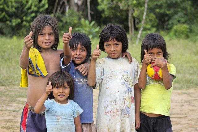 La ayuda que ellos solicitan es para la protección permanente de las más de 35 millones de hectáreas que existen en Cuencas Sagradas