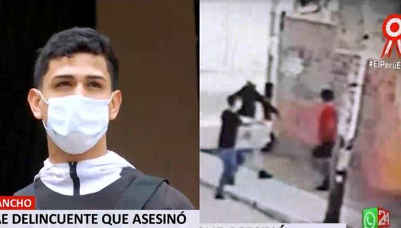 'Caracas' pidió disculpas a los familiares de la víctima. (Captura Panamericana TV)