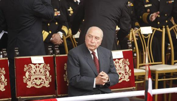 OTRA VEZ. Es la segunda vez que Morales Bermúdez tiene problemas por el 'Plan Cóndor'. (Perú21)