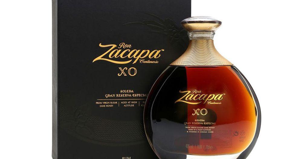 Ron Zacapa XO.
