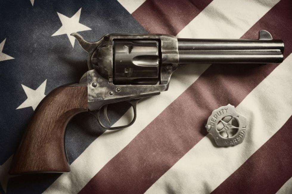 Ley de control de armas estatal . (Getty Images)