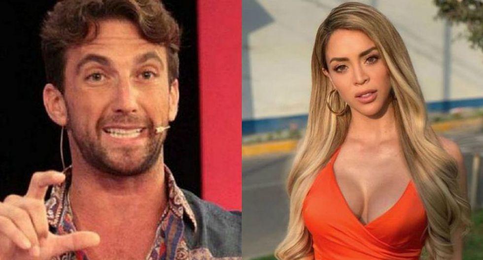 Antonio Pavón arremetió contra Sheyla Rojas