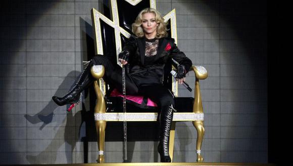 Madonna señaló que Gaga la ha estudiado a fondo. (Agencias)