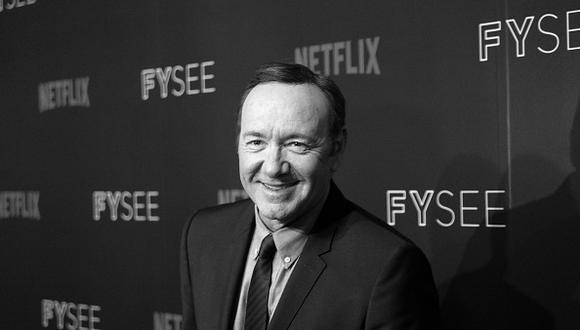 Kevin Spacey no pudo completar la temporada 6 por los escándalos. (Getty Images)