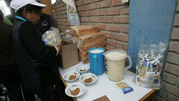Qali Warma pidió a los padres que revisen alimentos que entregan a sus hijos. (Perú21)