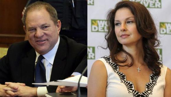 Ashley Judd podrá seguir con su demanda a Harvey Weinstein por acoso sexual. (Foto: EFE)