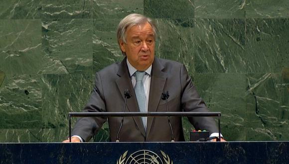 La ONU le pide a Armenia y a Azerbaiyán el fin inmediato de las hostilidades. (AFP).