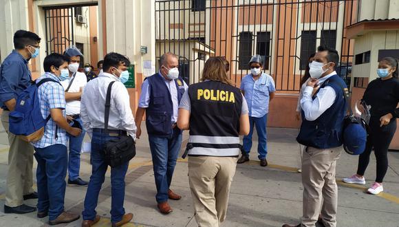 Fiscalía Especializada en Corrupción de Funcionarios Lima Norte inició diligencias. (Foto: Fiscalía de la Nación)