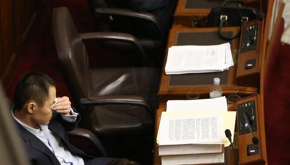 Kenji Fujimori (Juan Ponce/GEC)
