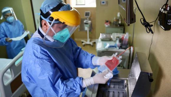 Del total de trasplantes, 336 recibieron las células madre de su propio cuerpo. (Foto: INEN)