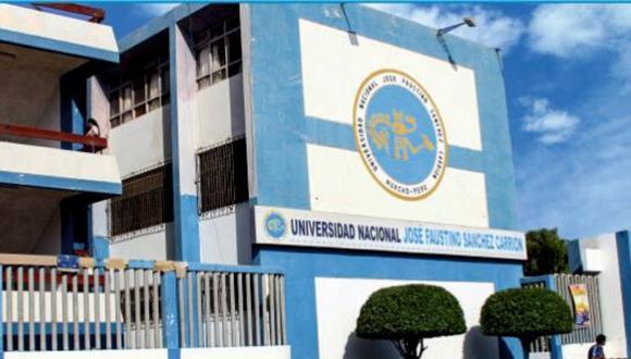 La Sunedu otorgó la licencia institucional por seis años a la Universidad Nacional José Faustino. (Foto: Facebook Unjfsc)