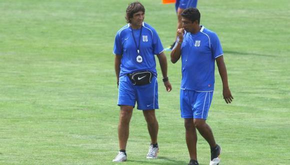 Soto fue asistente técnico de Costas la temporada pasada. (USI)
