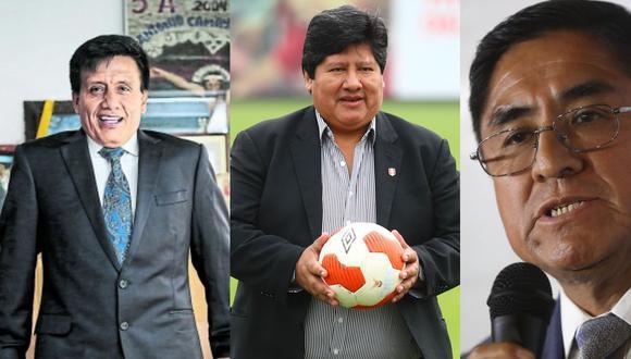 César Hinostroza y Antonio Camayo conversan y nombran a Edwin Oviedo en nuevo audio. (USI)