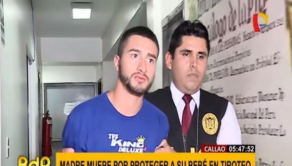 Juan Jesús De la Cruz Salazar fue detenido en el momento que pretendía ser atendido en una clínica. (Foto: Buenos Días Perú)