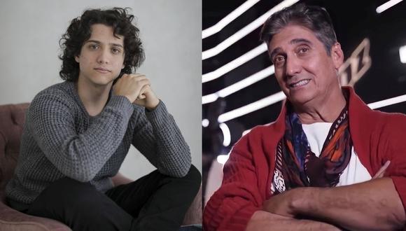 Guillermo Dávila se habría presentado en Reniec para firmar a su hijo peruano, pero Vasco Madueño no apareció. (Foto: Composición/Instagram).