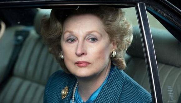 Streep protagoniza la película. (Internet)