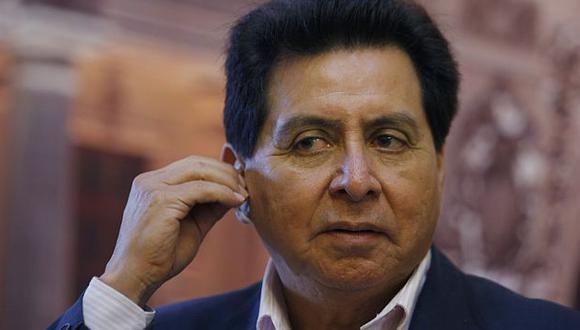 León ha negado que haya conocido el vínculo de Torres con el narcotráfico. (Nancy Dueñas)