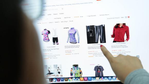 El 47.37% de peruanos realiza compras por internet de forma mensual. (Foto: GEC)