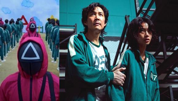 """""""El juego del Calamar"""", la nueva serie surcoreana de Netflix, acusada de plagiar película japonesa. (Foto: Difusión / Netflix)"""