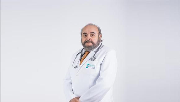 """Enrique Galli: """"El coronavirus ha producido fobia a la medicina y hospitales"""". (Ricardo Palma)"""