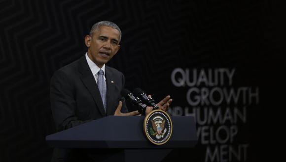 Barack Obama envió un tuit con frase histórica de Mandela (Peru21)
