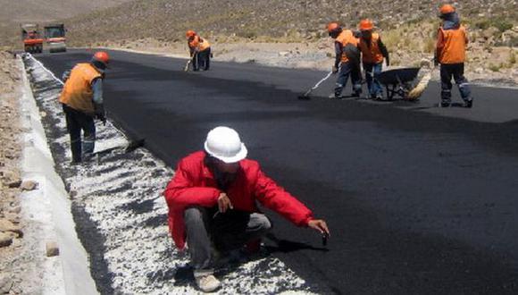 ¿SIN FINANCIAMIENTO? Menos ingresos mineros afectarían obras. (Difusión)