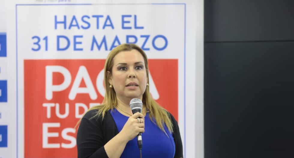 Fiorella Molinelli confirma que rechazó invitaciones de tres partidos políticos para las Elecciones 2021