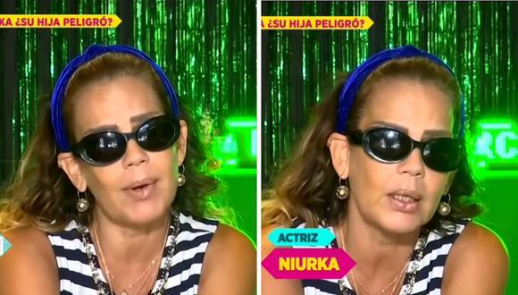 Niurka Marcos cuenta que su hija Romina será operada pronto por una negligencia médica que sufrió hace años en un implante de senos. (Foto: Captura YouTube).