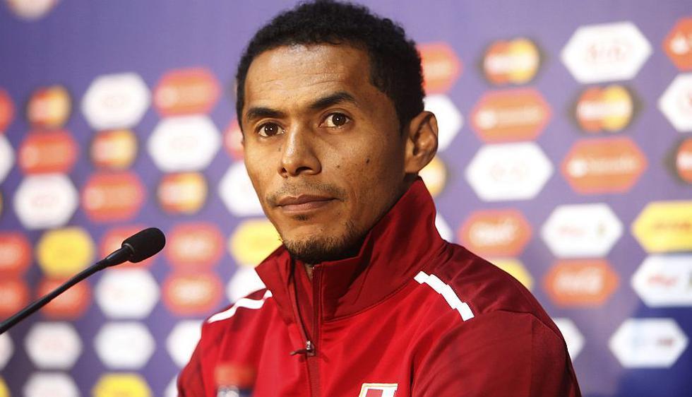 Carlos Lobatón, de Perú. (EFE)