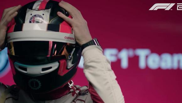 Charles Leclerc, piloto novato de la escudería Sauber, nos da un recorrido por el circuito de Mónaco.